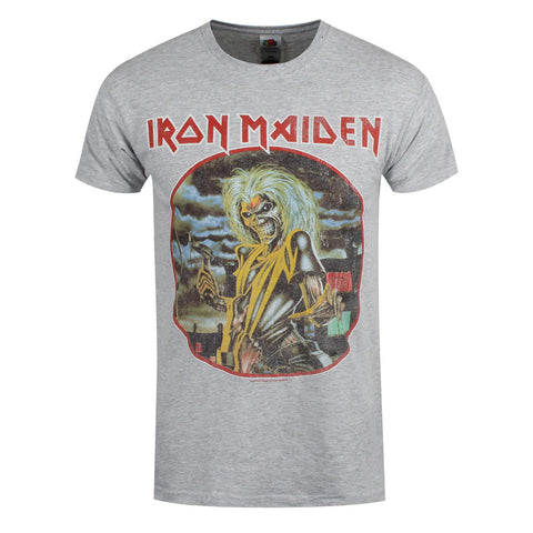 Iron Maiden Killers Circle Official T-Shirt