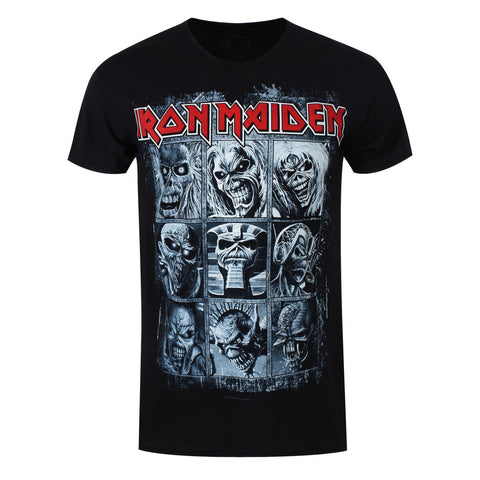 Iron Maiden Nine Eddies Official T-Shirt