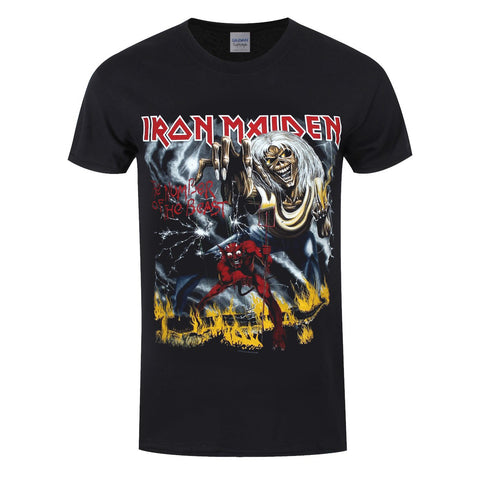 Iron Maiden Number Of The Beast Official T-Shirt
