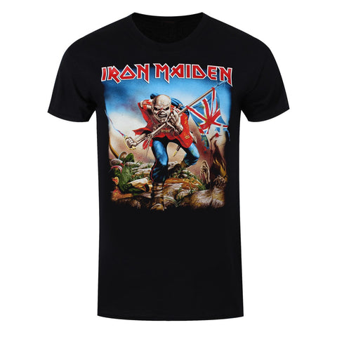 Iron Maiden Trooper Official T-Shirt