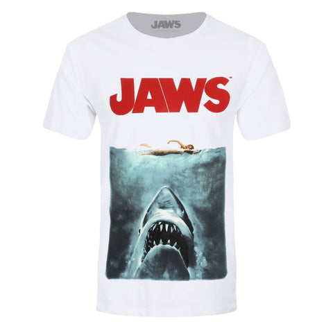 Jaws Movie Poster Official T-Shirt