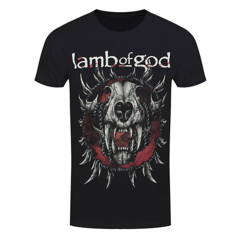Lamb Of God Radial Official T-Shirt