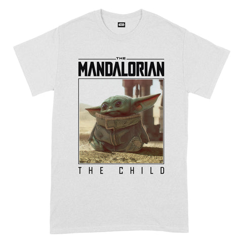 Star Wars The Mandalorian The Child Frame Official T-Shirt
