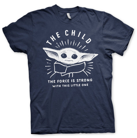 Star Wars The Mandalorian Child Official T-Shirt