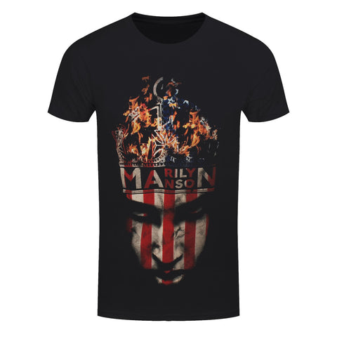 Marilyn Manson Crown Official T-Shirt