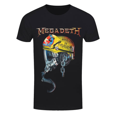 Megadeth Full Metal Vic Official T-Shirt