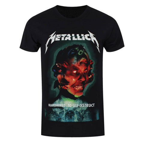 Metallica Hardwired Official T-Shirt