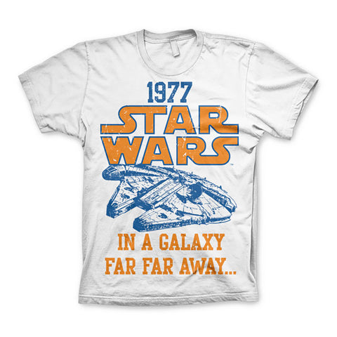 Star Wars Millennium Falcon Official T-Shirt