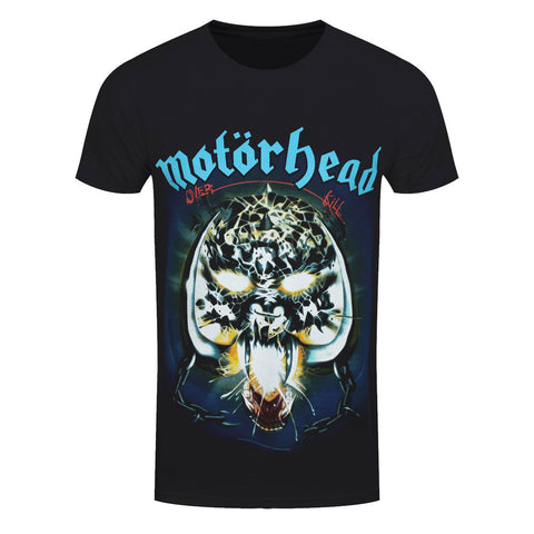 Motorhead Overkill Official T-Shirt