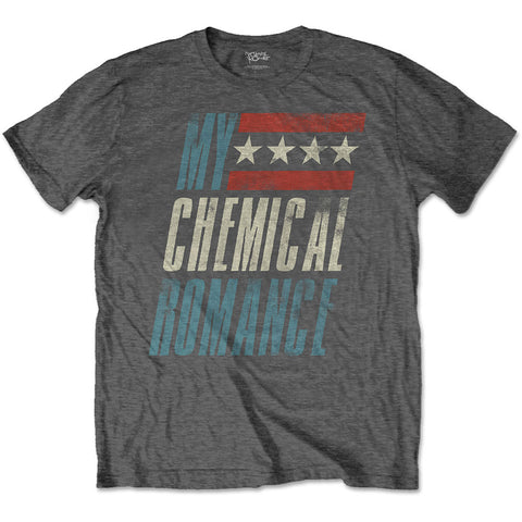 My Chemical Romance Raceway Official T-Shirt