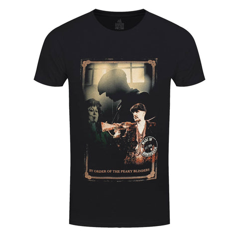Peaky Blinders Shotgun Official T-Shirt