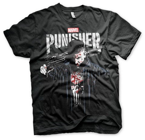 The Punisher Blood Official T-Shirt