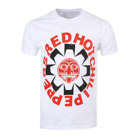 Red Hot Chili Peppers Aztec Official T-Shirt
