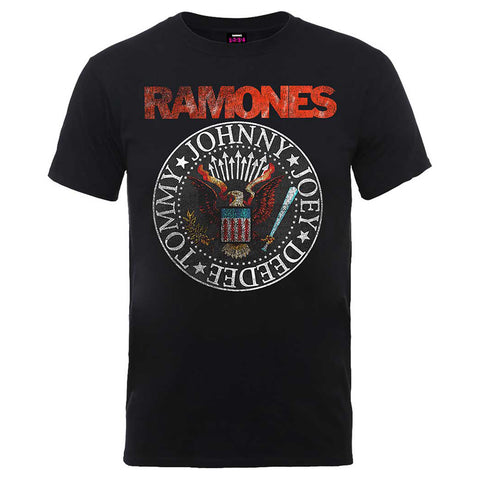 Ramones Presidential Seal Official T-Shirt