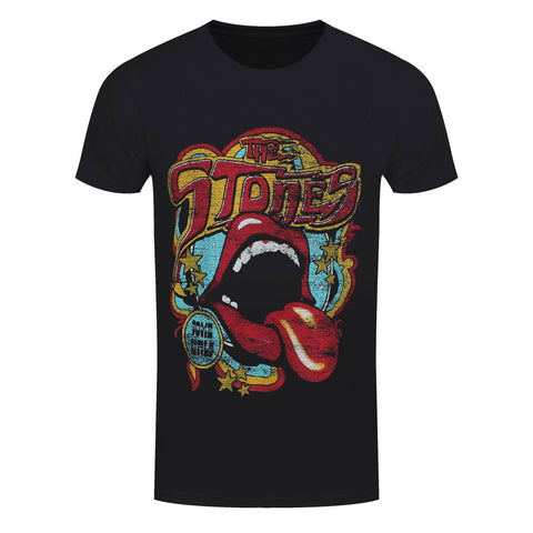 Rolling Stones Retro 70s Official T-Shirt