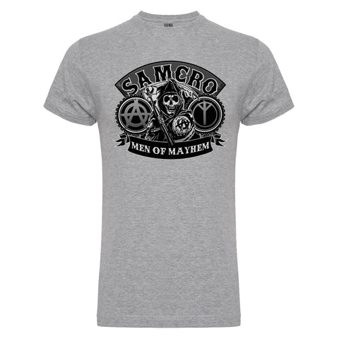 Sons of Anarchy Men Of Mayhem Official T-Shirt