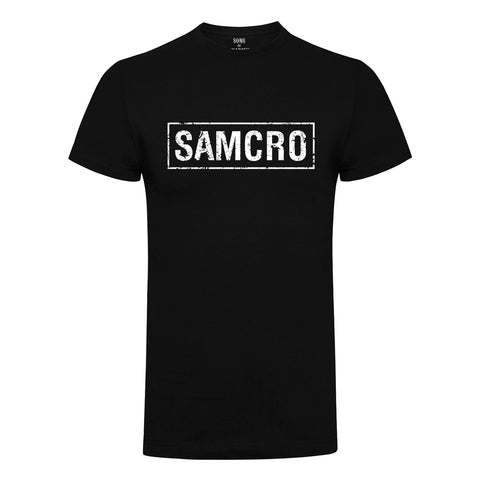 Sons of Anarchy SAMCRO Official T-Shirt