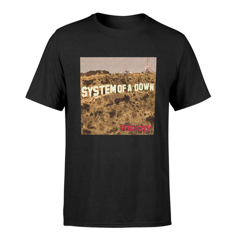 System Of A Down Toxicity Official T-Shirt