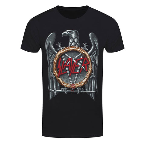 Slayer Silver Eagle Official T-Shirt