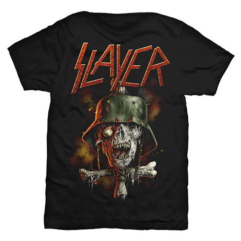 Slayer Soldier Cross Official T-Shirt