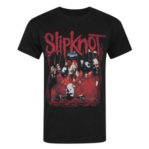 Slipknot Band Frame Official T-Shirt