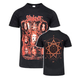Slipknot Rusty Faces Official T-Shirt