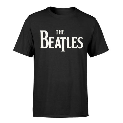 The Beatles Band Logo Official T-Shirt