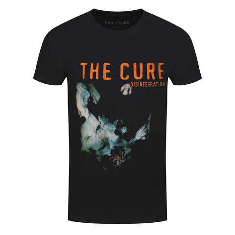 The Cure Disintegration Official T-Shirt