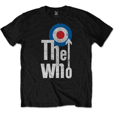 The Who Elevated Target Official T-Shirt