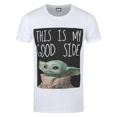 Star Wars The Mandalorian The Good Side Official T-Shirt