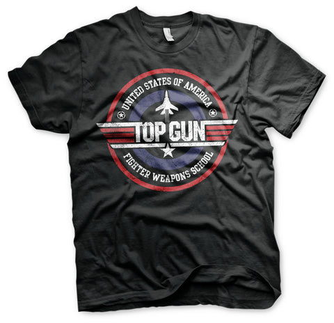 Top Gun Weapons School Official T-Shirt