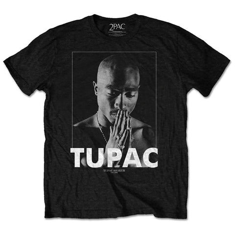 Tupac Shakur Praying Official T-Shirt