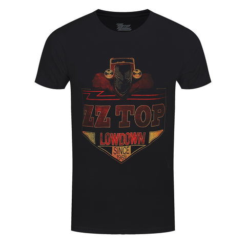 ZZ Top Lowdown Official T-Shirt
