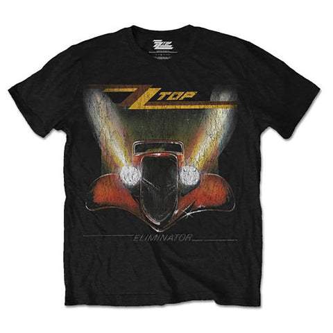 ZZ Top Eliminator Official T-Shirt