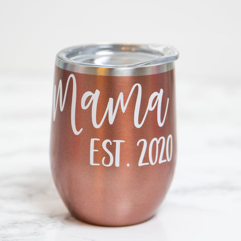 Mom Tumbler For Mother's Day Gift For Mom