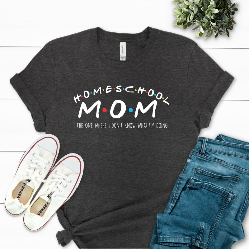 Friends Homeschool Mom BA-121