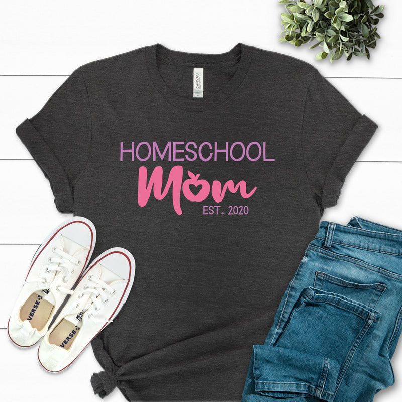 Homeschool Mom Established BA-123