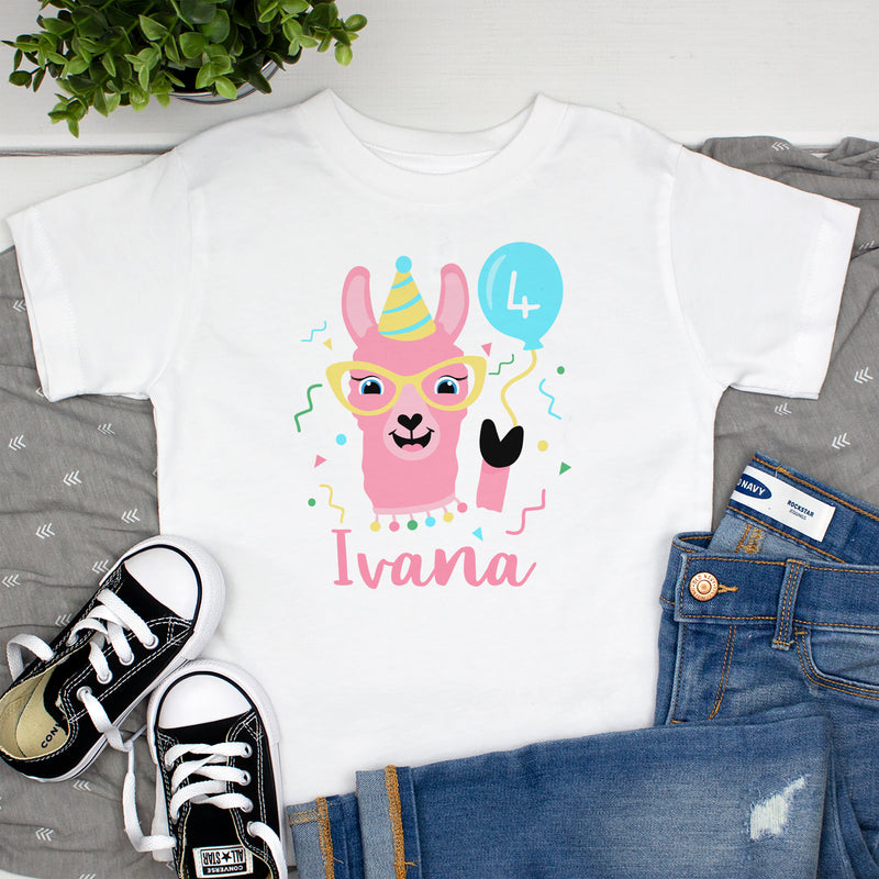 Llama Party Animal BIR-085