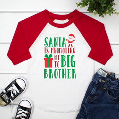 Santa Is Promoting Me To Big Brother CHR-038