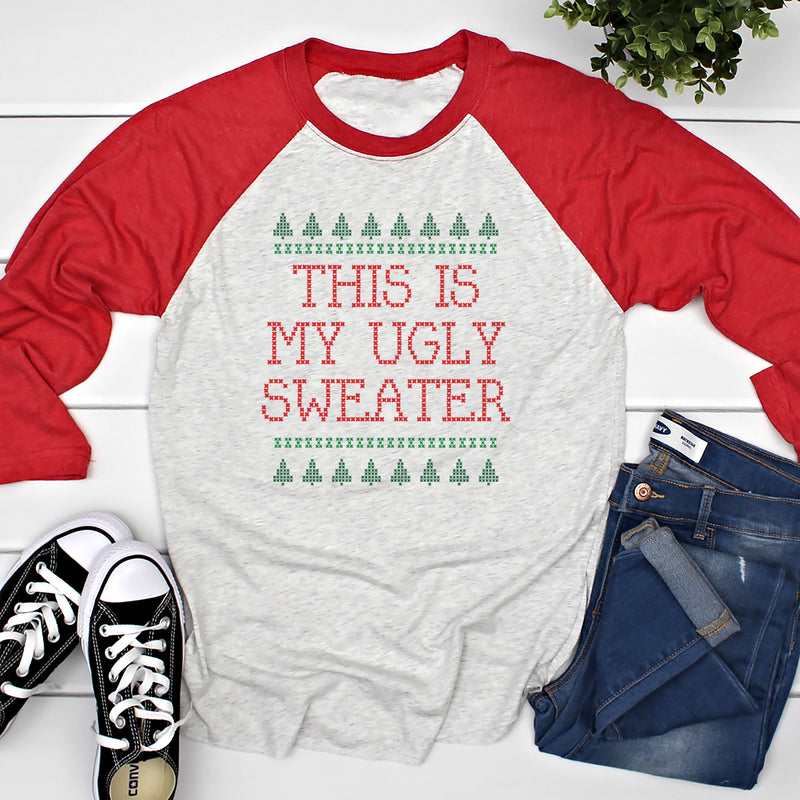 This Is My Ugly Sweater CHR-049
