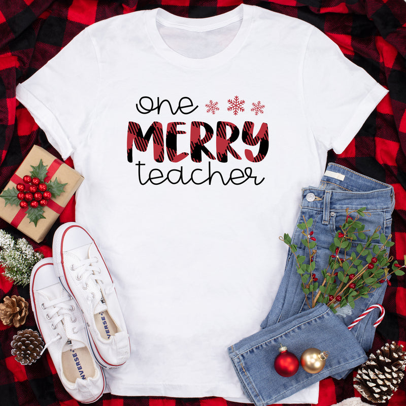One Merry Teacher CHR-088