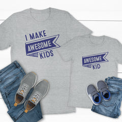 I Make Awesome Kids and Awesome Kid DAD-024/025