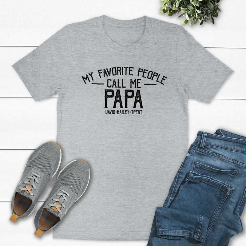 My Favorite People Call Me Papa DAD-027