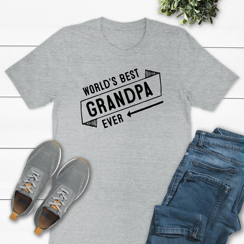 World's Best Grandpa Ever DAD-028