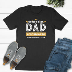 World's Best Dad According To DAD-044