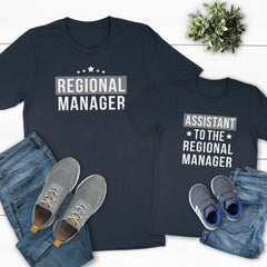 Regional Manager and Assistant To The Regional Manager DAD-048/049