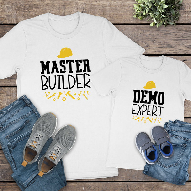 Master Builder and Demo Expert DAD-057/058