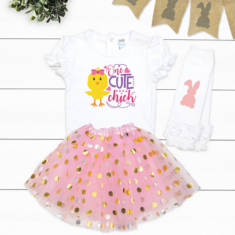 One Cute Chick Bodysuit EAS-028