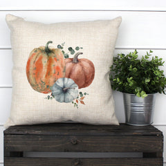 Set Of Watercolor Pumpkins FAL-010