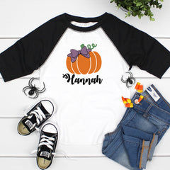 Pumpkin With Bow HAL-051